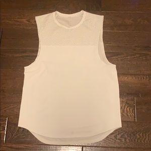 lululemon peak potential sleeveless tank top